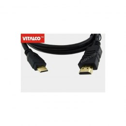 Kabel HDMI - mini HDMI 1,8m VITALCO